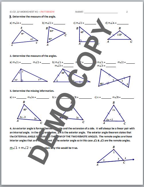 Two Way Table Worksheet Worksheet – Two Way Tables Worksheet