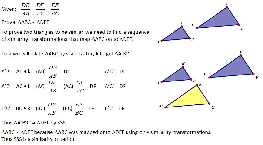 high school geometry common core g srt a 3