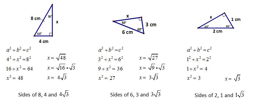 High School Geometry Common Core G Srt B 5 Geometric Mean
