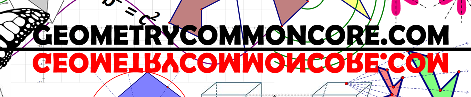 Common core geometry lessons high school